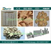 Wholesale Soybean Protein Line / soya Protein Chunk Extruder / Soya extruder machine from china suppliers