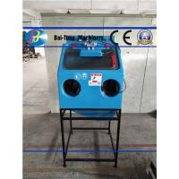 Wholesale Manual Wet Sandblasting Cabinet Power Supply 220V / 50HZ Corrosion Resistant from china suppliers