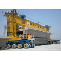 Wholesale 600T Max Load Launching Gantry Crane Four Points Lifting / Three Points Suspending from china suppliers