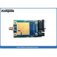 Wholesale VHF Transceiver Module 900Mhz 1 Watt Two Way RF Radio Peer To Peer from china suppliers