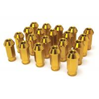 Wholesale Custom Universal Car Racing Lug Nuts 50mm Length , Auto Hub Nuts from china suppliers