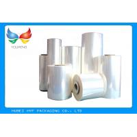 Wholesale Food Packaging OPS Shrink Film Rolls Fine Luster Easy Wrapping , Thickness 40 Mic - 50 Mic from china suppliers