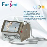 Wholesale High quality new design beauty salon use Forimi portable diode laser 808 hair removal from china suppliers