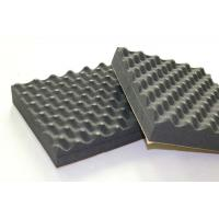 Wholesale Black Recording Studio Acoustic Foam Panels Soundproof Egg Crate EPDM 30mm from china suppliers