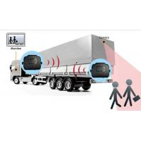 Buy cheap Truck trailer Reversing aid monitor systems 100 meters transfer range rearview module trailer parking aid from wholesalers