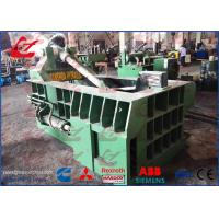 Wholesale Aluminum Sheets Scrap Metal Baler Compactor With 125 Ton Press force from china suppliers