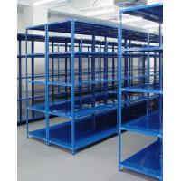 Wholesale Steel Plate and Light Duty Shelving With 2 Safety Pins for Warehouse Store from china suppliers