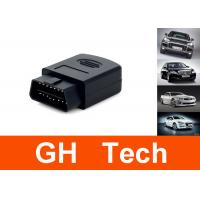 Wholesale OBD2 gps logger tracker for car serious collision and maintenance reminder from china suppliers