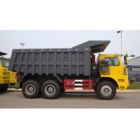 Wholesale Howo dumper lorry / tipper truck 6x4 drive with Hyva Lifting bottom thickness 8mm from china suppliers