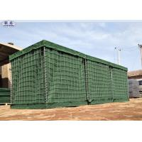 Wholesale Galvanized Q195 Low Carbon Wire Hesco Flood Barriers For Military Uniforms from china suppliers