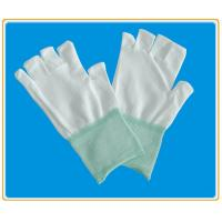Wholesale 13 Gauge Nylon Fingerless Gloves from china suppliers