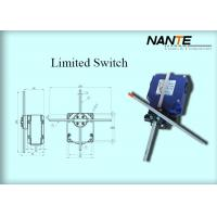Buy cheap Blue Electric Wire Rope Hoist Steel Holding Limited Switch Used In Hoist And Complex Crane System from wholesalers