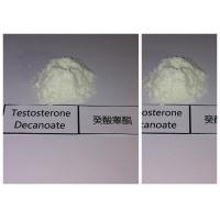 Wholesale 99% Raw Steroids Testosterone Decanoate Powder for Muscle Building from china suppliers