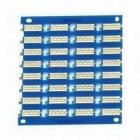Buy cheap 4-layer PCB with 1oz Copper Thickness and OSP Surface Finish from wholesalers