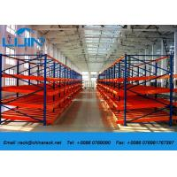 Wholesale Fluent Cantilever Racking Systems , Multi - Level Warehouse Storage Racks from china suppliers