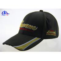 Wholesale Unique Printing LED Torch Baseball Cap , Flashing Light Up Baseball Hats from china suppliers