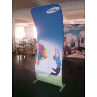 Wholesale 4*8FT Cobra Tension Fabric Banner Aluminum Stand + Graphic Printing from china suppliers