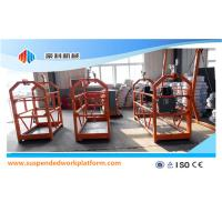 Wholesale High - Rise Building Strong Suspended Working Platforms ZLP500 2M*2 1.5KW 6.3KN from china suppliers