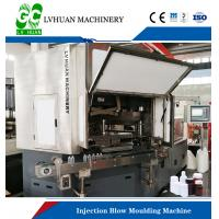 Wholesale 8.5T Injection Blow Moulding Machine , Plastic Bottle Blow Molding Machine from china suppliers