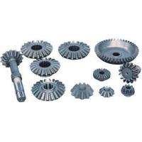 Wholesale Alloy Steel Straight Bevel Gear With CNC Milling Service / OEM Support from china suppliers