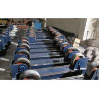 Wholesale Ordinary Vessel Pipe Welding Turning Rolls 20T Cylinder Circle Seam Welding Schneider Inverter Change Speed from china suppliers
