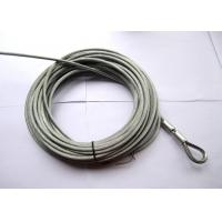 Wholesale Carbon Steel Wire Rope Slings 5.0mm with Loop at One End For Safety Use from china suppliers