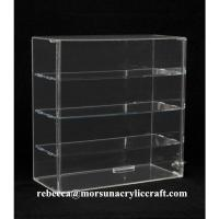 Wholesale Transparent 4 Tier Acrylic Display Box Made In China from china suppliers