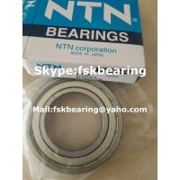 Wholesale NTN Brand 6210ZZC3 Single Row Deep Groove Ball Bearing Steel Shield JAPAN Quality from china suppliers