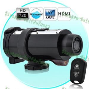 Helmet Remote Control Outdoor Waterproof Sports Action Camera T-06