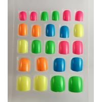 Wholesale Full cover Adult Nail tips , The pearly Fake Toe Nails from china suppliers