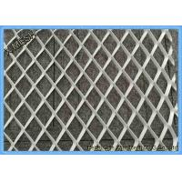 Wholesale Flattened Expanded Metal Mesh AISI304 And AISI316 Stainless Steel Stretched Sheet Decorative Mesh from china suppliers