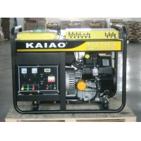 Wholesale KGE15E3 16kva Gasoline Power Generator Three Phase With Digital Control Panel from china suppliers