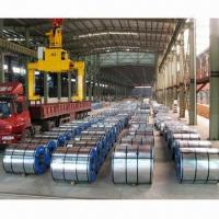 Wholesale Hot Dip Galvanized Coil, 60 to 600g/m from china suppliers