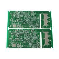 Wholesale High Frequency Rogers 4350B Double Sided PCB For Wireless Transceiver from china suppliers