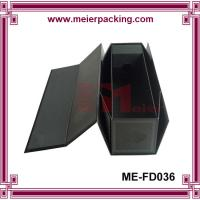 Wholesale Foldable Rigid Red Wine Packaging Box/Fashion Top Design red wine box ME-FD036 from china suppliers