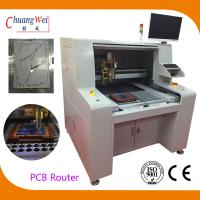 Wholesale High Efficient PCB Router Machine PCB Singulation Dual workstation from china suppliers