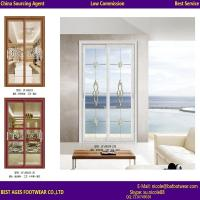Wholesale china supplier interior frosted glass aluminum sliding doors for bathrooms from china suppliers