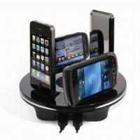 Wholesale Universal Charging Station, Includes 1x iPhone 3G/S and 1x Nokia Mini from china suppliers