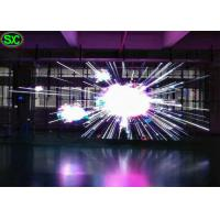 Wholesale HD Outdoor RGB led transparent screen With 96*96 Cabinet Pixel , 16 bit Gray Scale from china suppliers