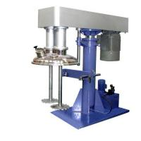 Wholesale Hydraulic Lifting Concentric Industrial Mixing Machine Double Shaft Mixer for paint from china suppliers