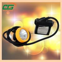 Buy cheap Waterproof Ip 65 Explosion Proof 15000lux Mining Hard Hat LED Lights from wholesalers
