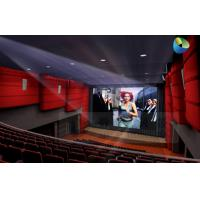 Wholesale Kino BlueRay 3D Movie Systems Yamaha Speaker Comfortable Seats With Ace Curve Screen from china suppliers