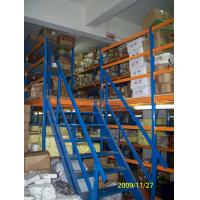 Wholesale Customize Removable and Selective Steel Warehouse Multi-layer Steel Mezzanine Floor from china suppliers