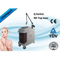 Wholesale Portable Q Switch ND YAG Laser Skin Rejuvenation Machine With 1200mj from china suppliers