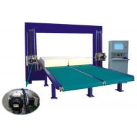 Wholesale 380V Automatic Oscillating Blade Cutter CNC For Sticky / Frame Foam , 50HZ from china suppliers