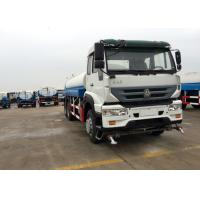Wholesale Landscape Engineering Water Sprinkling Tank Truck SINOTRUK 25CBM ZZ1251M4441W from china suppliers