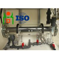 Quality 200g/h Active Swimming Pool Disinfection Systems Electrolysis of brine type for sale