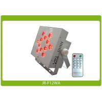 Wholesale LED Wireless Battery Uplighter 12x15W RGBWA 5in1 with IR Remote control from china suppliers