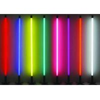 Quality Customised Interior Cold Cathode Tube Neon Lights With Single / Double Coating for sale