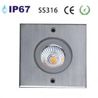 Wholesale SS316 10w COB led underground light from china suppliers